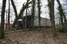 15.01.2018 LKW in Gegenverkehr & gegen Baum